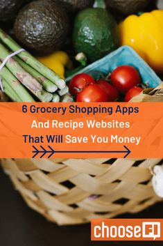 5 Grocery Shopping Apps And Recipe Websites That Will Save You Money Frugal Recipes, Frugal Meals, Super Cook, Grocery Shopping App, Recipe Websites, Meal Planning App, Food Cost, Save Money On Groceries, Food Website