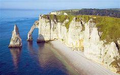 ☼Rock beach-normandy
