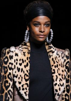 Tom Ford Fall Winter 2018 NYFW.