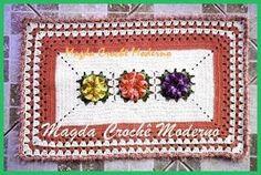 Crochê Magda Faria : Tapetes de crochê