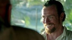 """Toby Stephens as Captain Flint from the STARZ TV series """"Black Sails"""""""