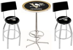 Use this Exclusive coupon code: PINFIVE to receive an additional 5% off the Pittsburgh Penguins NHL Chrome Retro-Base Pub Set at sportsfansplus.com