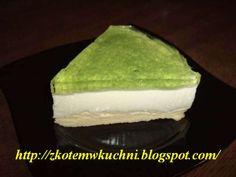 z Kotem w kuchni: Sernik Bananowo-Kaktusowy (na zimno) - Dieta Dukana