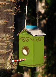 birdhouse craft - Căutare Google
