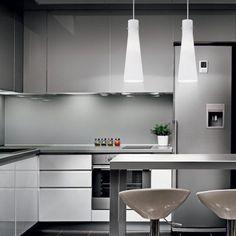 Wade Logan Great lighting fixture for your home Suspension Design, Luminaire Design, Interior Design, Retro, Kitchen, Furniture, Home Decor, Products, Pyrex