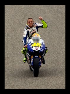 Valentino Rossi by Not so fast, via Flickr