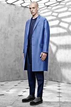 Balenciaga Spring 2015 Menswear Fashion Show