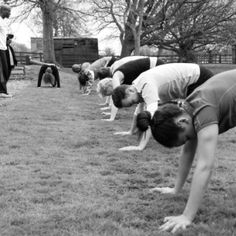 Make your kid's growth well-trained – Boot Camp at the Place.