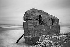 The Eerie, Crumbling Bunkers of the Nazis' Atlantic Wall | Hanstholm, Denmark  Stephan Vanfleteren/Panos  | WIRED.com