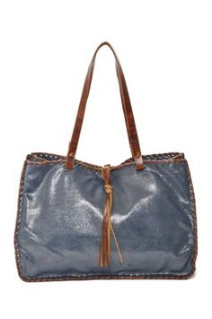 Signature Whipstitched Tote