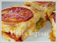 domates böreği