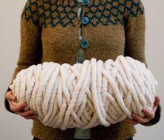 Fancy Tiger Crafts: Big Loop Wool from Loopy Mango is Here!