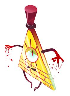 Bill Cipher by AlpariArt on DeviantArt