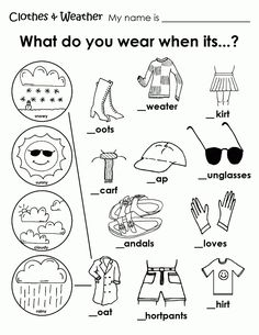 Free Coloring Pages Of Clothing Worksheet Weather Coloring Sheets For Kindergarten Weather Coloring Sheets For Kindergarten