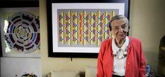 Muere la pionera del arte cinético, Matilde Pérez