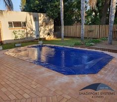 Cover your swimming pool during this winter time with our PVC Range Covers and make use of all the benefits involving covering your pool. #ShadeportSystems #SwimmingPool #SwimmingPoolCovers #Winter Winter Time, Be Perfect, Pool Covers, Outdoor Decor, Period, Range, Home, Cookers, Ad Home