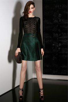 Jason Wu Pre Fall 2013 via LuxeCrush.com