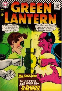 Top Five Most Iconic Hal Jordan Covers | Comics Should Be Good! @ Comic Book Resources