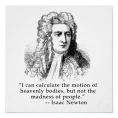 Sir Isaac Newton, inventor of the apple. Biography of Isaac Newton from Isaac Newton, Bipolar Disorder Quotes, Citations Film, Pseudo Science, History Of England, No Me Importa, Quote Posters, Smart People, Famous People