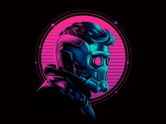 Star Lord  by Aleksey Rico on Aug 17, 2017