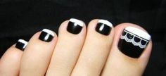 Different Toe Nail Designs - Taking care of your nails making certain they are healthy is the initial step to gorgeous nails. Cute Toe Nails, Fancy Nails, Toe Nail Art, Love Nails, Trendy Nails, How To Do Nails, Classy Nails, Toenail Art Designs, Pedicure Designs