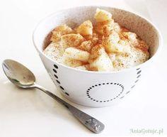 ryz-z-prazonym-jablkiem-1 Oatmeal, Sweets, Breakfast, Food, The Oatmeal, Morning Coffee, Good Stocking Stuffers, Rolled Oats, Candy