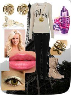 """""""cute/casual"""" by abbie-cleveringa ❤ liked on Polyvore"""