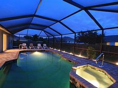 Heated+Pool+&+Spa,+Cable/WiFi,+Flat+Screen+TV's,+Sleep+Number+Bed,+Pet+FriendlyVacation Rental in Cape Coral from @HomeAway! #vacation #rental #travel #homeaway