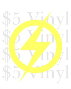 Flash Vinyl Car Decal, Justice League, Superman, DC, Flash Sticker, Superfriends, Flash Gordon, Decal, Multiple Choices, Window Decal Flash - pinned by pin4etsy.com