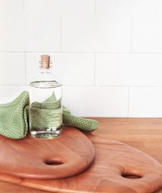 How To Revive A Dry Cutting Board