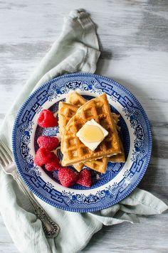 ... Waffles on Pinterest | Waffles, Buckwheat Waffles and Crispy Waffle