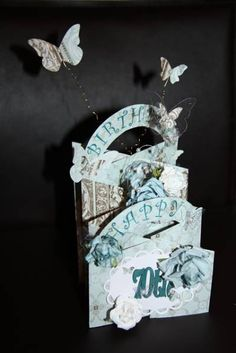 Birthday Card 70th by BushS - Cards and Paper Crafts at Splitcoaststampers