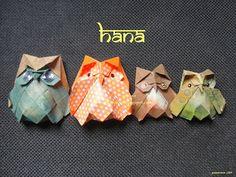 Zen Origami: HANA ( ou... aos leitores, com carinho)