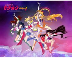 Naoko's Collection by TholiaArt on DeviantArt Sailor Jupiter, Sailor Venus, Sailor Mars, Arte Sailor Moon, Sailor Moon Crystal, Moon Illustration, Fire Emblem Awakening, Sailor Mercury, Twilight Princess
