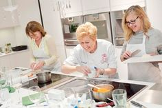 Half Day Cookery Masterclass at The Smart School of Cookery. LONDON