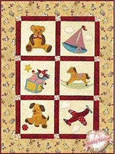 Vintage Toybox Pattern