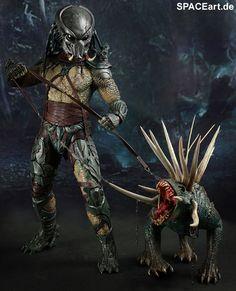 Predators: Tracker Predator - Deluxe Figur, Fertig-Modell ... http://spaceart.de/produkte/pr019.php