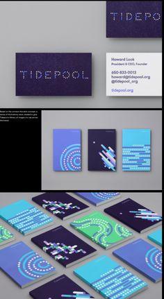 Tidepool - Visual Identity System by Moniker