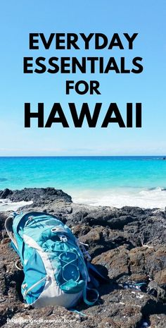 Hawaii travel tips for US beach vacation ideas. What to pack for Hawaii in a daypack. what to wear in hawaii. united states of america. Vacation Ideas, Beach Vacation Spots, Travel Destinations Beach, Hawaii Vacation, Beach Trip, Beach Travel, Maui Travel, Travel Logo, Hawaii Travel Guide