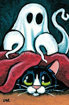 Ghostly Goings On by Lisa Marie Robinson