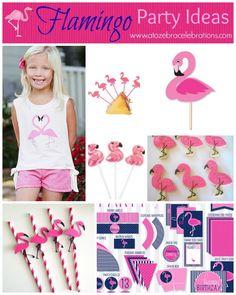 #Flamingo Party Ideas