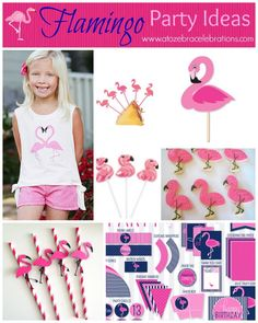 #Flamingo Party Ideas