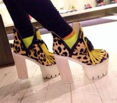 Zapatos de Ricky Sarkany