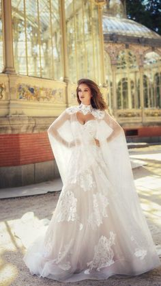 """Be like a queen with wedding dresses from new collection """"The One """" by Victoria Sopranos ♥️"""