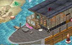 The trailer is the cheapest and smallest house in YoVille, yet these players managed to transform them into vaccation houses, parks and even boats. Description from yoville-lounge.blogspot.com. I searched for this on bing.com/images
