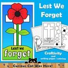 Veterans Day / Remembrance Day Craftivity