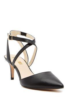 7be4d9a4b0 Joslyn Pointed Toe Ankle Strap Pump Pumps, Szandálok, Stitch Fix, Bőr, Cipők
