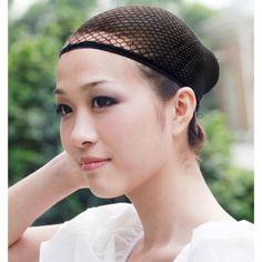 1 Pc De Mode Extensible Maille Perruque Cap Élastique Cheveux Snood Filets pour Cosplay Livraison Gratuite L04176