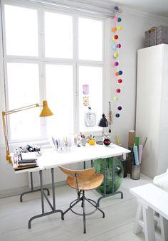 happy workspace