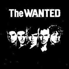 New Custom Screen Printed Tshirt The Wanted Band Music Small - 4XL Free Shipping. $16.00, via Etsy.